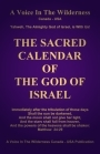 Sacred Calendar Booklet - Free Upon Request